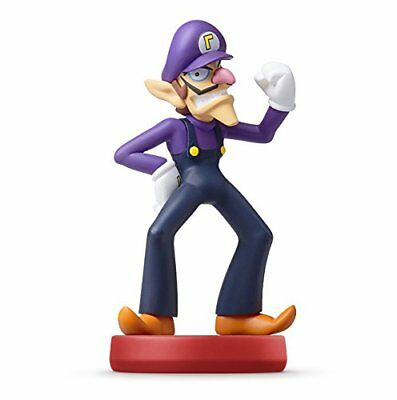 AU56.08 • Buy Amiibo Waluigi Super Mario Series Japan