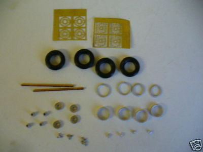 £5 • Buy 1/43rd Scale Photo Etched Wire Wheel Kit K&R Replicas For Cars With 15  Wheels