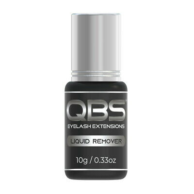 £5.99 • Buy QBS®  Eyelash Liquid Glue Remover 10g - Semi Permanent Eyelash Extensions