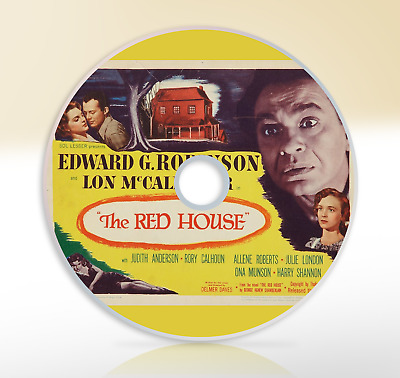 £2.75 • Buy The Red House (1947) DVD Classic Thriller Movie / Film Edward G. Robinson