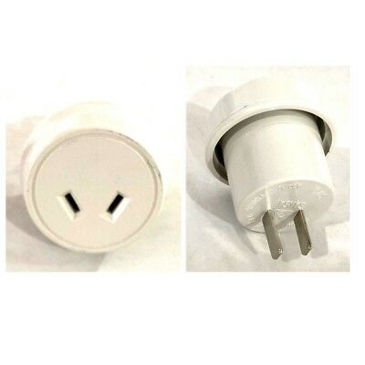 AU12.95 • Buy New Travel Adapter Power Socket To Plug Australia AU To Japan/USA/Canada Adaptor