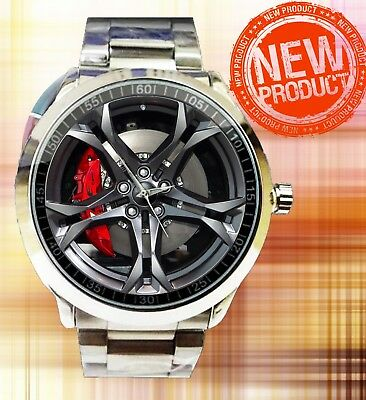 $18.97 • Buy New Hot !! 2017 Chevrolet Camaro 1LE Wheels  Watches BEST Seller