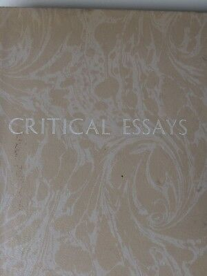 AU38.26 • Buy Roland Barthes Critical Essays 1972 Hardcover