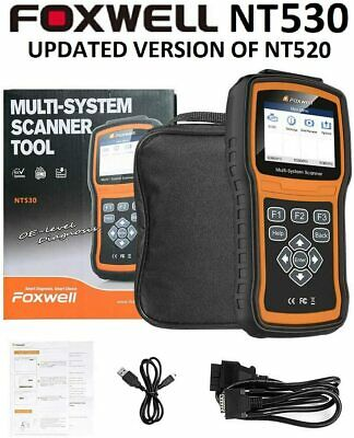 $159.95 • Buy Foxwell Nt520 Pro Mercedes Benz Diagnostic Scanner Tool Airbag Abs Reset Nt510