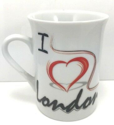 I Love London New Bone China Mug - Top Quality Mug British Gift • 5.99£