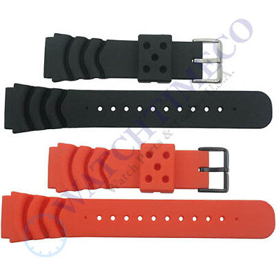 $ CDN16.95 • Buy New Replacement For Seiko Z22 4FY8JZ Rubber Diver Watch Band Strap SKX007 SKX009