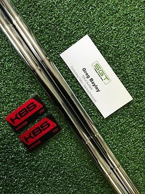 AU115 • Buy KBS WEDGE Golf Shafts X 2 Certified Dealer