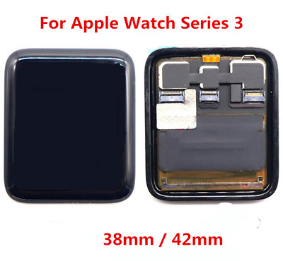 $ CDN174.47 • Buy Apple Watch Series 3 IWatch LCD Display Touch Screen Digitizer Replace Assembly
