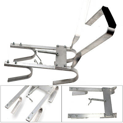 £25.39 • Buy Universal Ladder Stand-Off V-shaped Downpipe - Ladder Accessory, Easy Use