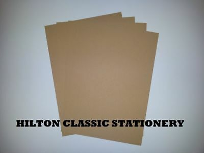 £1.49 • Buy Recycled Kraft Card 225gsm -a4 / A3 - Cheapest On Ebay