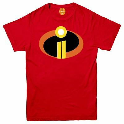2018 Kides Adults The Incredibles 2 Superhero T Shirt Disney Pixar Funny Joke >> • 6.89£
