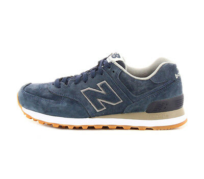 new balance ml574 donna pelle