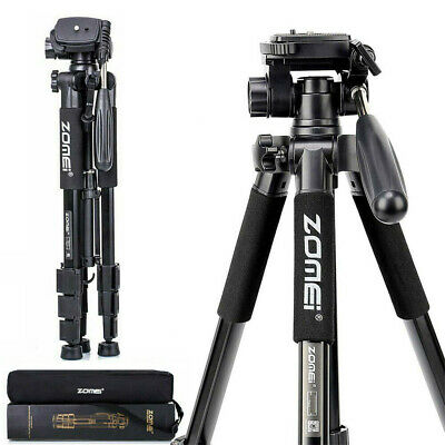 £17.99 • Buy Professional ZOMEI Q111 Portable Travel Camera Tripod For Camcorder DSLR Phone