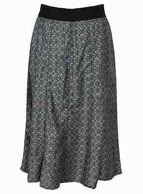 £4.95 • Buy Skirt Ladies Ex Store  M And S New Womens Elasticated Waist New Floral