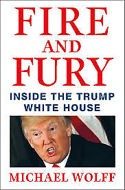 AU25.50 • Buy Fire And Fury: Inside The Trump White House (Trade Paperback) LIKE NEW FREE POST