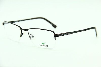 7e1e164dbef New Lacoste L 2203 001 Black Eyeglasses Authentic Rx Frame L2203 54-18 •  44.40