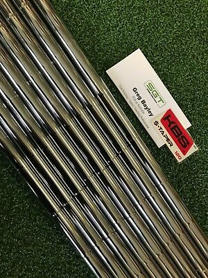 AU680 • Buy KBS $ TAPER 120 Stiff Shafts Certified Dealer 3-P 8 Pieces .355 Taper Tip