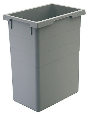1pc X Hailo Euro Cargo Silver Replacement Inner Waste Bin ONLY - 502.73.992 • 35.99£