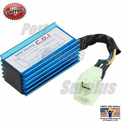 Performance Racing CDI Box Scooter Moped Go Kart ATV GY6 50 110 150 200 250 Cc • 8.25$