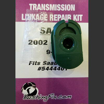 $24.99 • Buy Saab 9 5 Automatic Transmission Shifter Cable Repair Kit W/ Bushing Easy Install