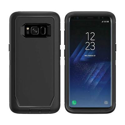 $ CDN15.01 • Buy For Samsung Galaxy S8 / S8 Plus Case Shockproof Series Fits Defender Belt Clip