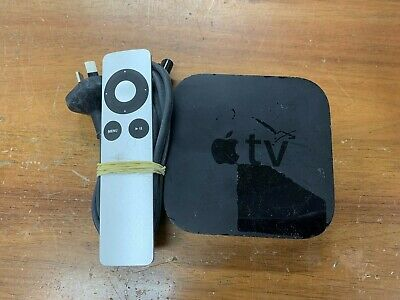 AU185 • Buy Apple TV (2rd Generation) HD Media Streamer With Third Party Remote