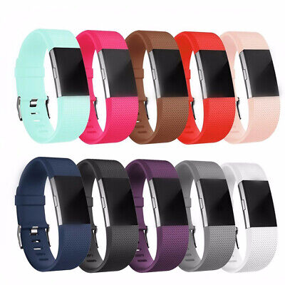 $ CDN3.41 • Buy For Fitbit Charge2 Replacement Smart Watch Strap Bracelet Wrist Band Accessories