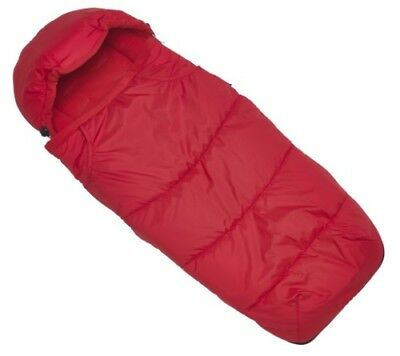 ICandy Raspberry Footmuff - LUSH RED - NEW & UNUSED - UK FAST DELIVERY • 50£