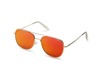 AU35 • Buy  QUAY  Red Reflective Sunglasses  Running Riot