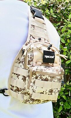 $24.95 • Buy Recon Tactical Military Sling Backpacks