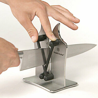 Brod & Taylor Professional Knife Sharpener • 129$