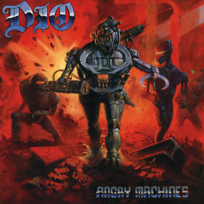 $15.85 • Buy Dio - Angry Machines - CD [NEW]