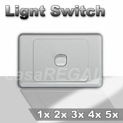 AU19.79 • Buy 10A Amp 250V Double Power Point Wall Socket Outlet GPO Light Switch Plate USB