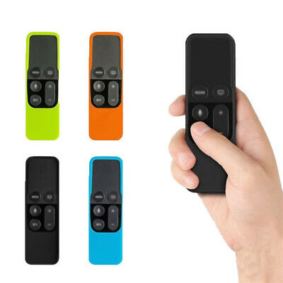 AU3.33 • Buy Remote Controller Case Silicone Protective Cover Skin For Apple TV 4th Gen SP