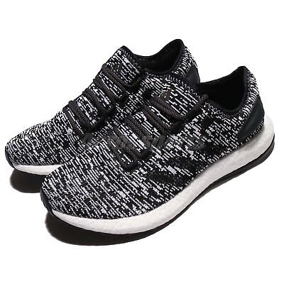 $ CDN107.99 • Buy Adidas Men's Pure Boost Running Shoes - Black/White Size 12   Model S81995