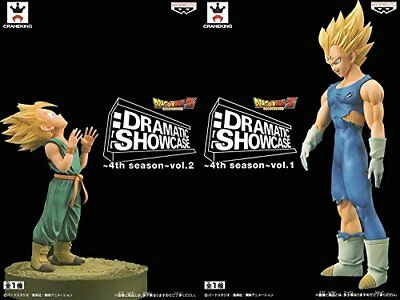 AU152.82 • Buy Dragon Ball Z Dramatic Showcase 4th Season Vol 1 Vegeta & Season Vol 2 Trunks Fi