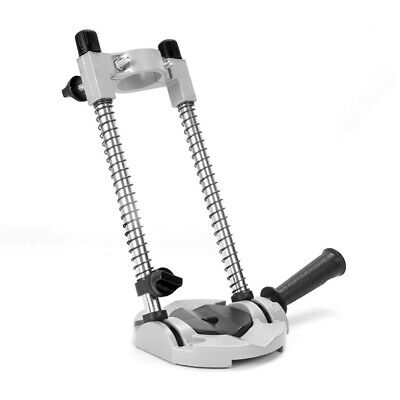 Adjustable Angle 45° Drill Guide Stand Positioning Bracket For Electric Drill Wt • 11.39£