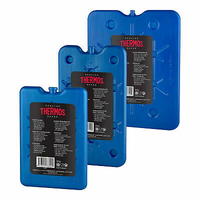 Genuine Thermos Cool Bag Cooler Box Freeze Board Ice Pack • 7.45£
