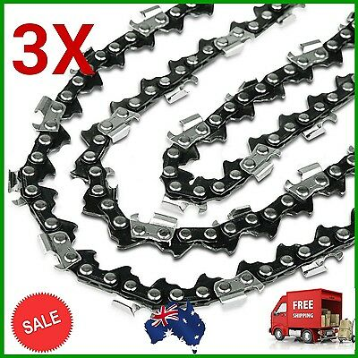 AU83.59 • Buy 3 X Chainsaw Chain Semi 3/8 063 92DL For Stihl 28  066 MS660 044 038 MS461 MS381