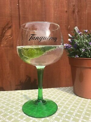 1 X Tanqueray Large Gin Balloon Glas Brand New Pub Man Cave Gift CE • 7.49£