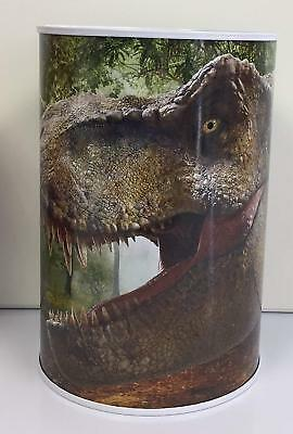Jurassic World Big T- Rex Money Bank - Piggy Bank - Money Box- Savings Collectio • 2.99£
