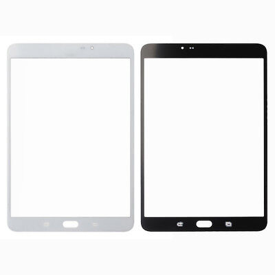 £10.89 • Buy For Samsung Galaxy Tab S2 8.0 Front Outer Glass Screen Lens White SM T710 T715
