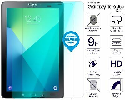 £5.99 • Buy 2 X For Samsung Galaxy Tab A 10.1 Tempered Glass Screen Protector T580 T585 T587