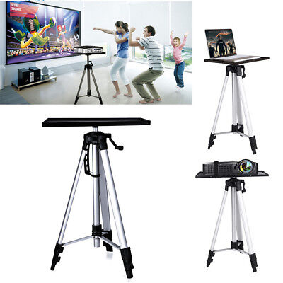 AU43.97 • Buy Portable Projector /Laptop Travel Tripod Mount Holder Stand Height Adjustable AU