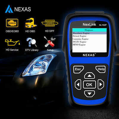 truck diagnostic scan tool