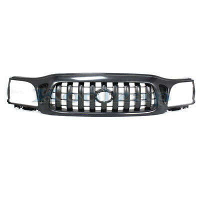 $110.95 • Buy For 01-04 Tacoma Pickup Truck (2WD & 4WD) Front Grill Grille Assembly Paintable
