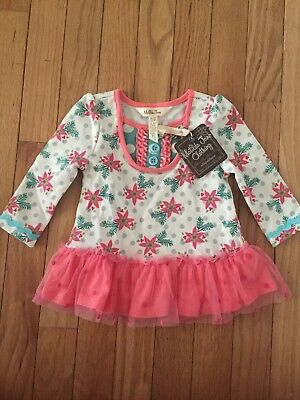 2be561e1e43 NEW NWT Matilda Jane Gently Gently Tunic Size 3-6 Months • 16.00