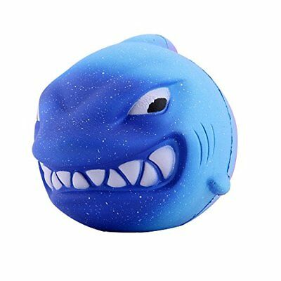 AU36.89 • Buy Anboor Squishies Shark Galaxy Giant Slow Rising Squeeze Toys Stress Reliever Kaw