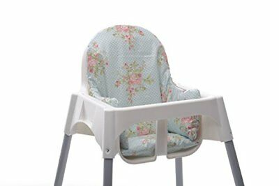 £42.15 • Buy Messy Me High Chair Insert - Wipe Clean IKEA Antilop Cushion Cover. Mealtime Bab