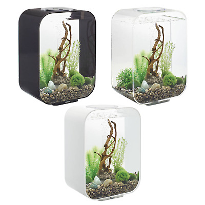 BiOrb Life 15L Aquariums MCR - Available In White, Black & Clear • 134.99£